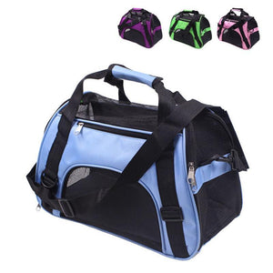 Portable Pet Messenger Carrier Handbag