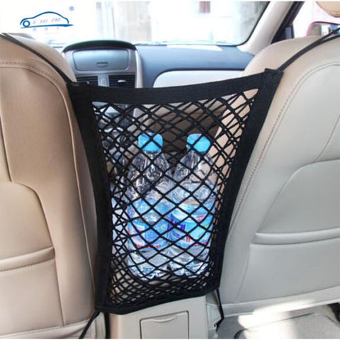 Strong Elastic Net Bag Between Car Seat