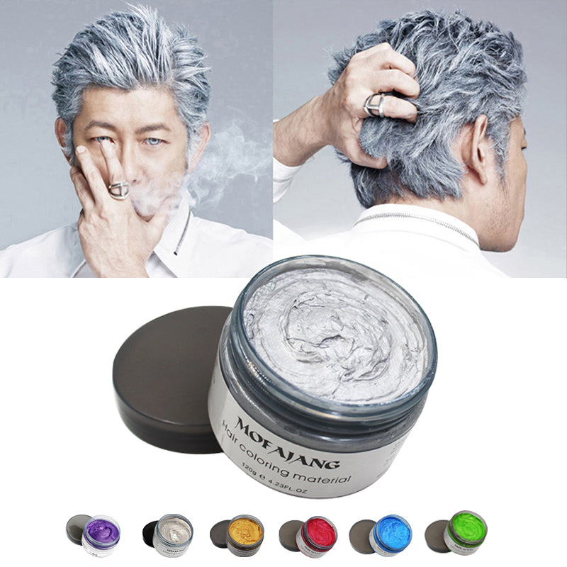 Coloring Strong Wax Gel Cream Hair Dye