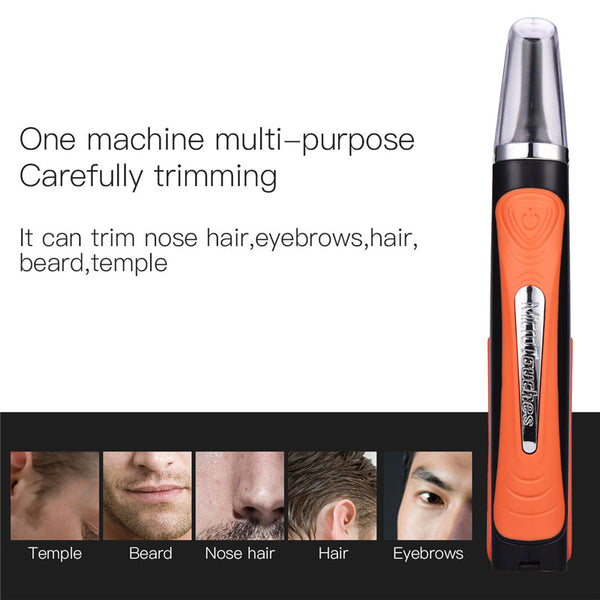 Nose Ear Sideburn Trimmer