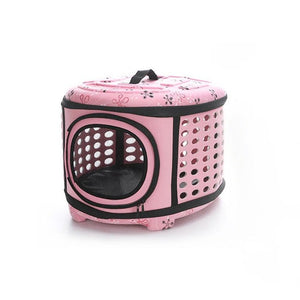 Large Folding Pet Carrier