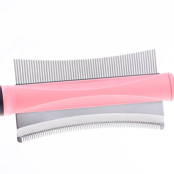 Dog Cat Removal Hairs Comb Brush Shedding Trimming