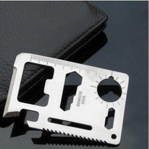 Credit Card 11in1 Multi Tools