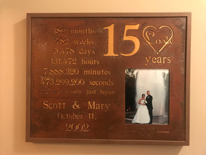 Anniversary / Wedding Gift