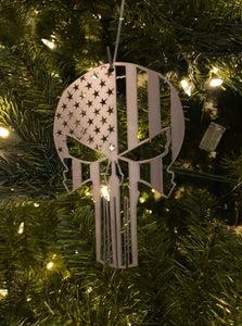 Punisher Ornament