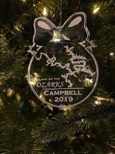 Lake of the Ozarks Ornament
