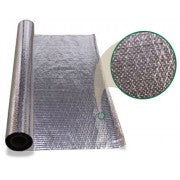 Super Shield Diamond Perforated Samples 4 mil Radiant Barrier