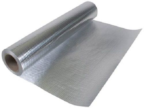 1000 sqft Non Perforated (4ftx125ft) Platinum reflective insulation