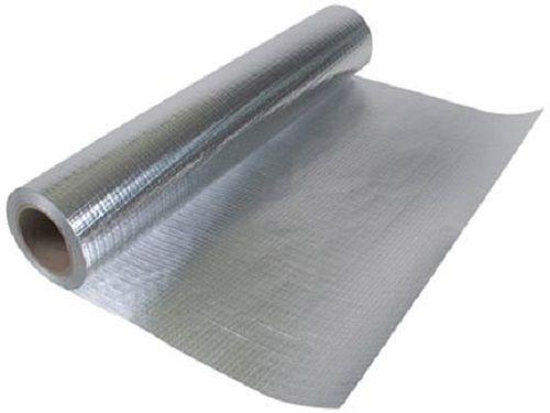 500sqft Non Perforated (4ftx125ft) Platinum Reflective Insulation