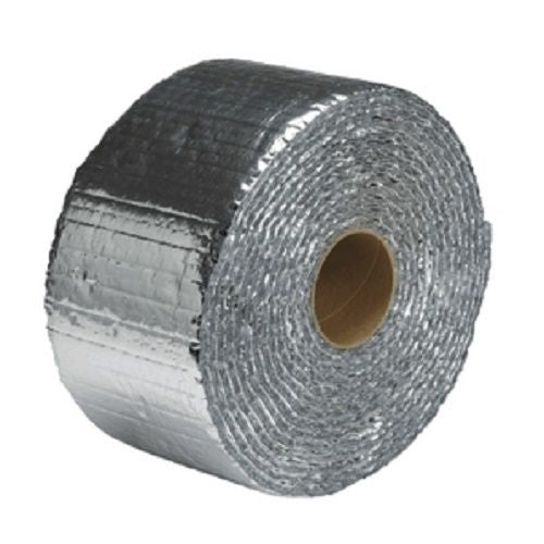 "Foam Core 21""x50' reflective Insulation Pipe HVAC Duct Wrap (21""x50')"