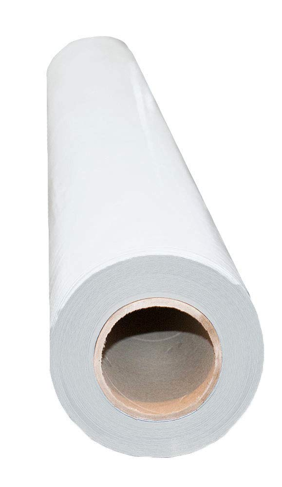 4ft x 50ft SAMPLE Super Shield  AG White SOLID (8mil)