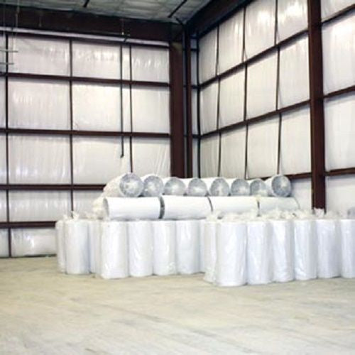 1000 sqft 1/4 White Carport Reflective Foam Core 1/4 inch Insulation Barrier Roll