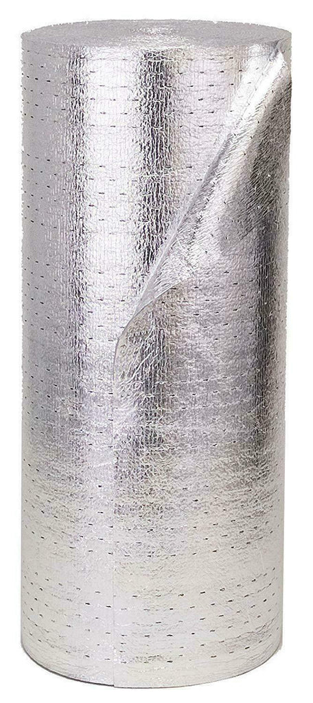 300 sqft 1/4 Super Shield Perforated Commercial Reflective Foam Core ( 4ft x 75ft) 1/4' Insulation Barrier