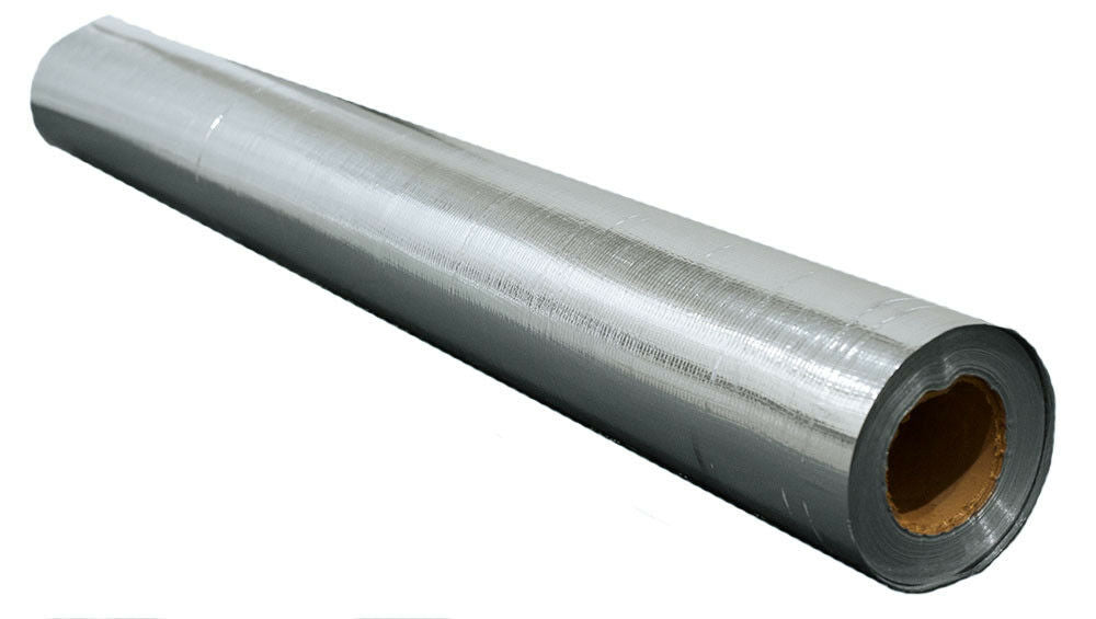 1000sqft Super R Plus HD Radiant Barrier Reflective Insulation SOLID (8 Mil)-  51inch