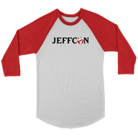 JEFFCON4 - Baseball T