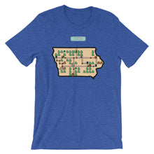 Short-Sleeve Unisex T-Shirt - Super Iowa Bros