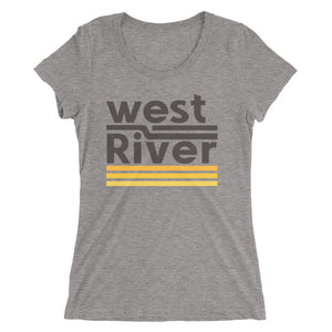 Ladies' short sleeve t-shirt - West Side