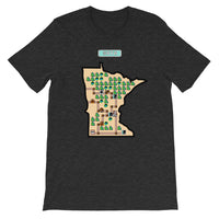 Short-Sleeve Unisex T-Shirt - Super Sota Bros.
