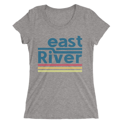 Ladies' short sleeve t-shirt - East Side
