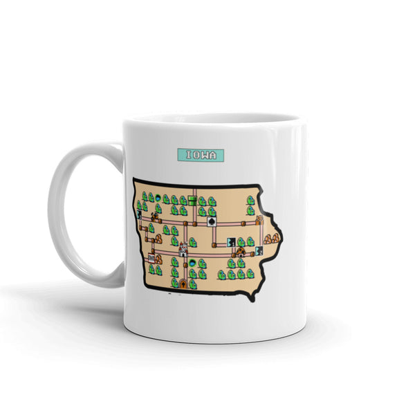 Mug - Super Iowa Bros