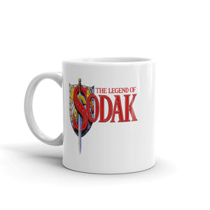 Mug - The Legend of Sodak