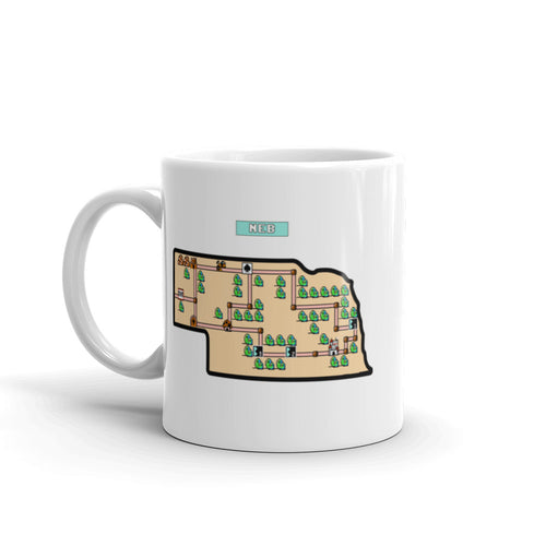Mug - Super Neb Bros