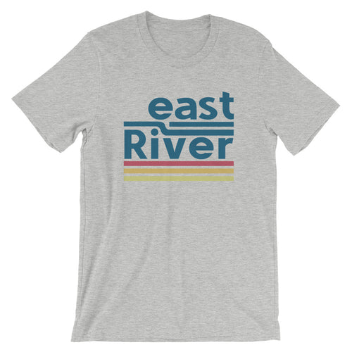 Short-Sleeve Unisex T-Shirt - East Side