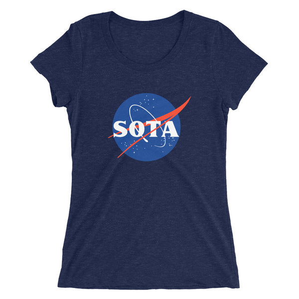 Ladies' short sleeve t-shirt - The Sota Frontier