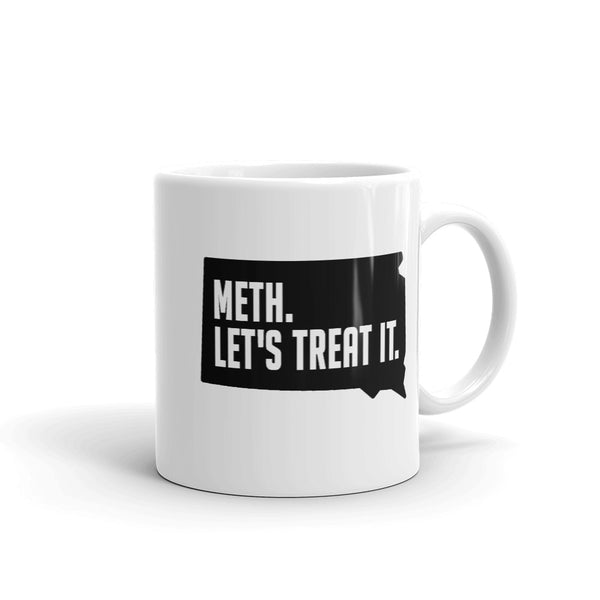 Let's Treat It - Mug