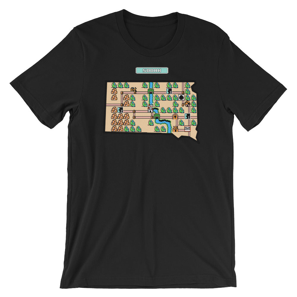 Short-Sleeve Unisex T-Shirt - Super Sodak Bros
