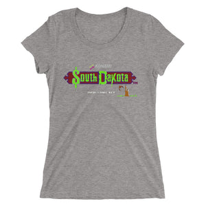 Ladies' short sleeve t-shirt - SodakVania