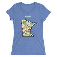 Ladies' short sleeve t-shirt - Super Sota Bros