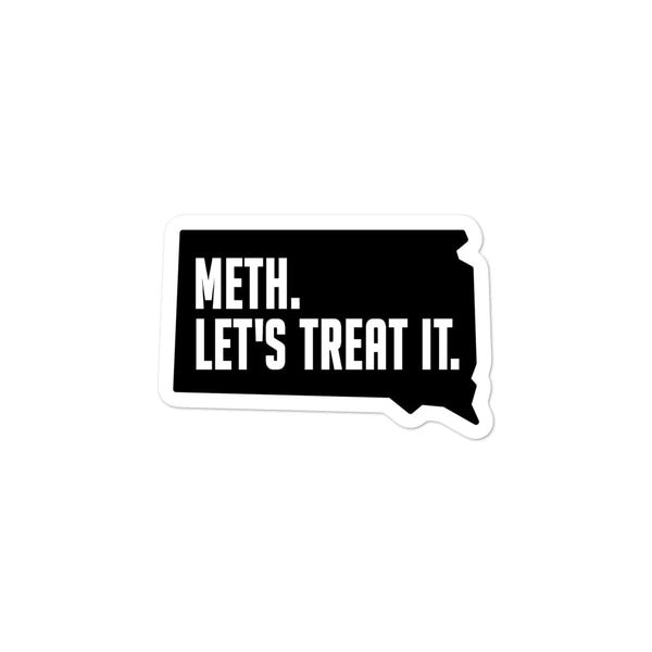 Let's Treat It - Bubble-free stickers