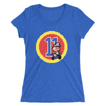 Ladies' short sleeve t-shirt - The Captain