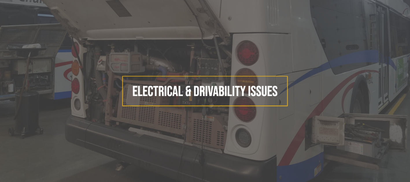 2016 New Flyer Hybrid Transit Bus – Electrical & Drivability Issues —  Diesel LaptopsDiesel Laptops