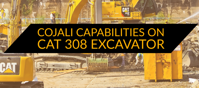 Diagnostics on CAT Excavator 308E Model Using Cojali Jaltest