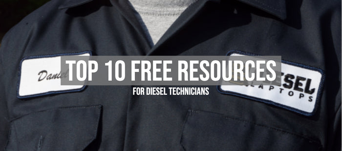 Top Ten Free Resources from Diesel Laptops