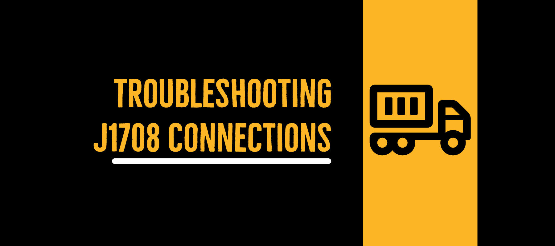 Troubleshooting J1708 Connections — sel Laptops on profibus connector wiring diagram, 6 pin trailer connector wiring diagram, j1939 connector wiring diagram, 6 pin deutsch connector wiring diagram,
