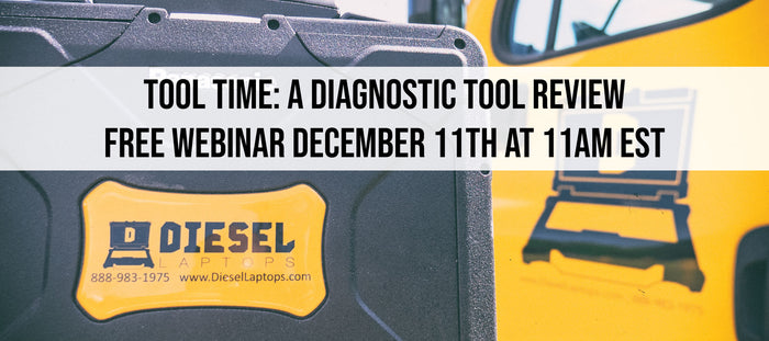 Diagnostic Tool Review Webinar