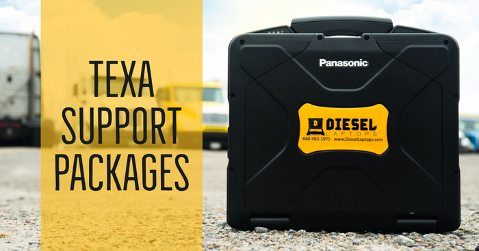 TEXA Truck & Off-Highway Support Packages