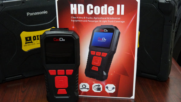 Cando HD Code II with instructions