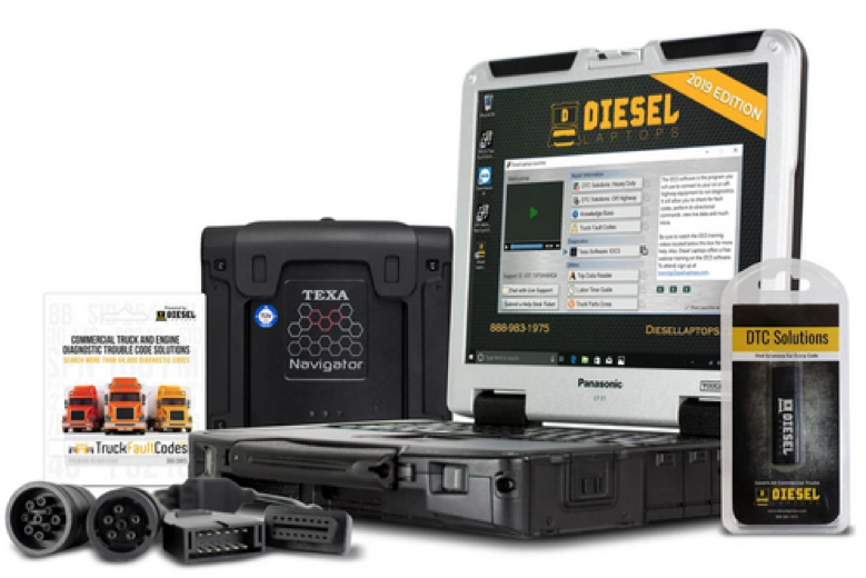 Diesel Laptops TEXA Dealer Level Tool