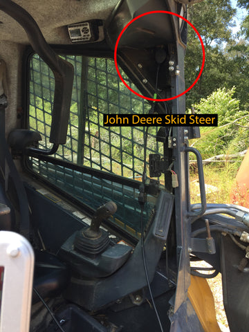 John Deere Skid Steer Cable Connection