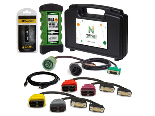 Noregon JPro DLA+ 2.0 Adapter Kit with DTC Solutions