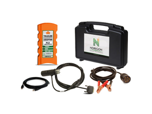 Noregon Heavy-Duty Trailer Diagnostic Adapter Kit