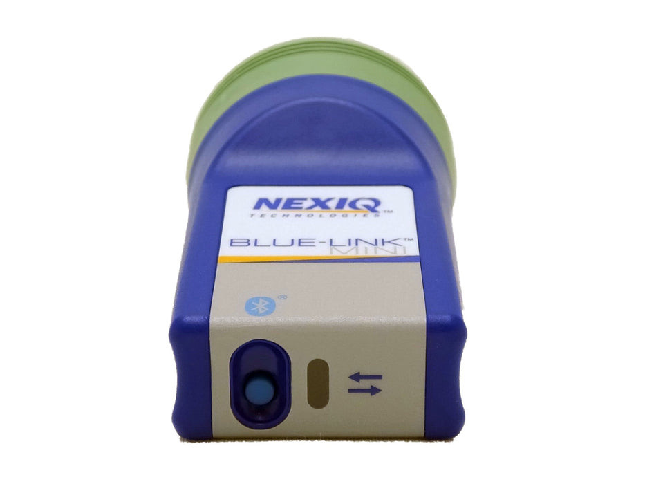 Nexiq Blue-Link Mini Truck Mobile Scanner Bundle with Tablet