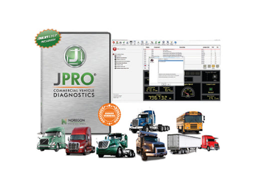 JPro Professional Diagnostic Software with Next Step
