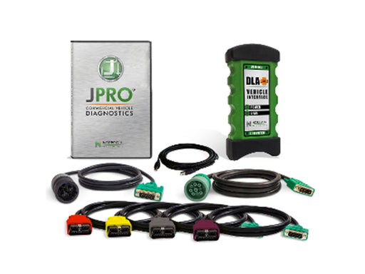 Noregon JPro Professional Diagnostic Software & Adapter Kit
