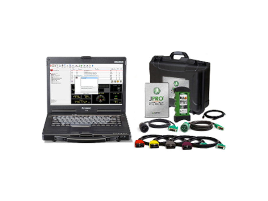 JPro Professional Diagnostic Toolbox with Next Step