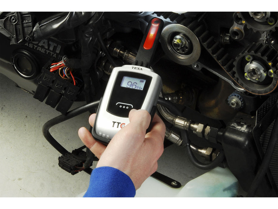 TEXA TTC Motorcycle Cam Belt Tension Tester for Ducati